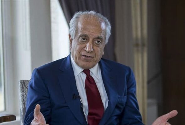 No Delay in Resumption of Intra-Afghan Talks: Khalilzad