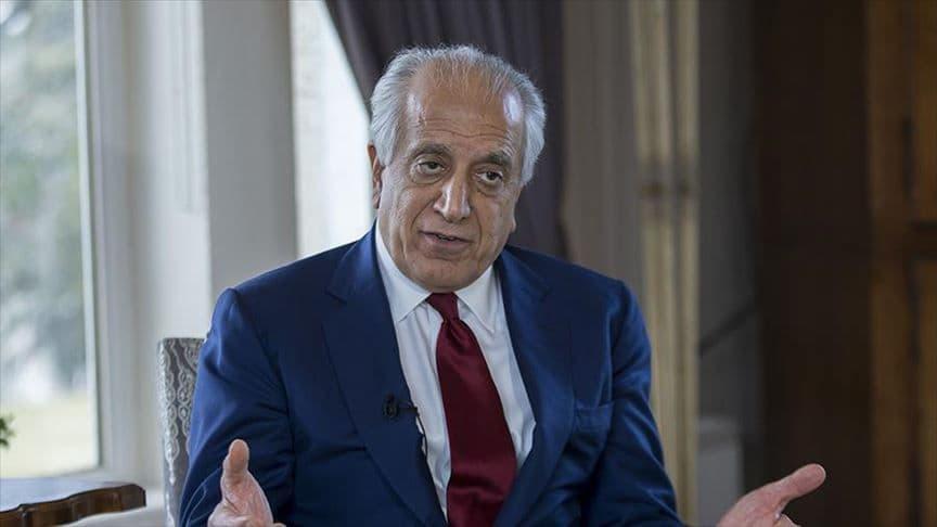 Situation In Afghanistan Concerning: Khalilzad