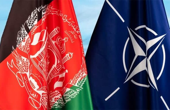 NATO Called on Afghans to Negotiate Toward A Ceasefire, Political Roadmap
