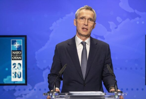 NATO Training Mission in Afghanistan to Continue, for Now: Stoltenberg