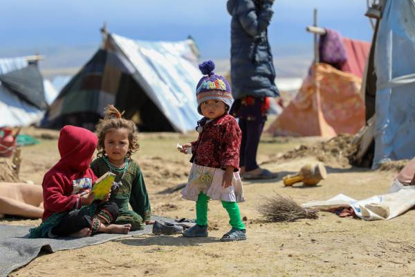 380,000 People in Afghanistan Displaced by War in 2020: OCHA
