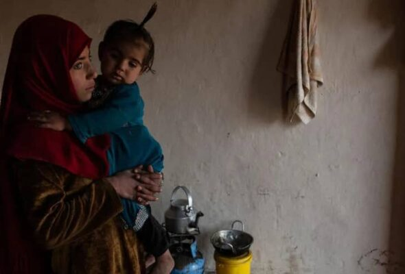 18.4 Million Afghans Need Live-Saving Help: Save the Children
