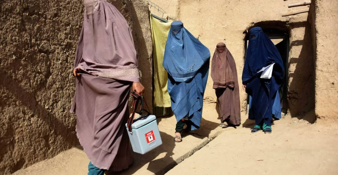 Afghan Health Authorities Launch Nationwide Polio Vaccination Targeting 9.9 Children