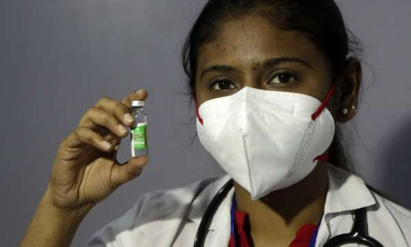 India Begins World's Biggest Coronavirus Vaccine Programme