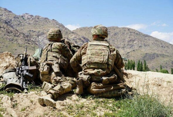US Troops Level in Afghanistan Dropped to 2,500: Pentagon