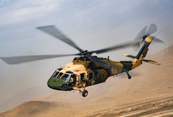 Afghan Air Force Won't be Combat Effective 'Within Months' If Advisers Leave: IG Report