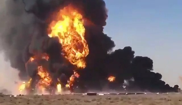 Huge Losses Claimed as Herat Customs Office Blaze Put Out: Probe Launched
