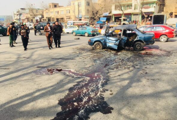 Kabul Serial Blasts: 7 Killed, Wounded in Three Separate IED Explosions