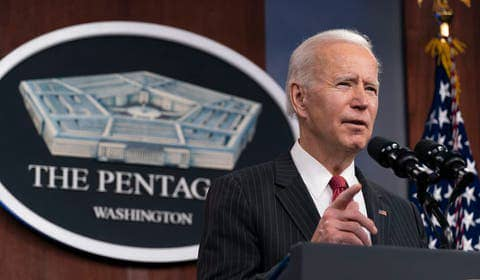 Biden Indicates May 1 Deadline for Afghan Withdrawal Could be a Nonstarter