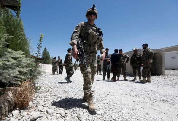 Foreign Troops Withdrawal Should be Tied to Intra-Afghan Talks Progress: Germany