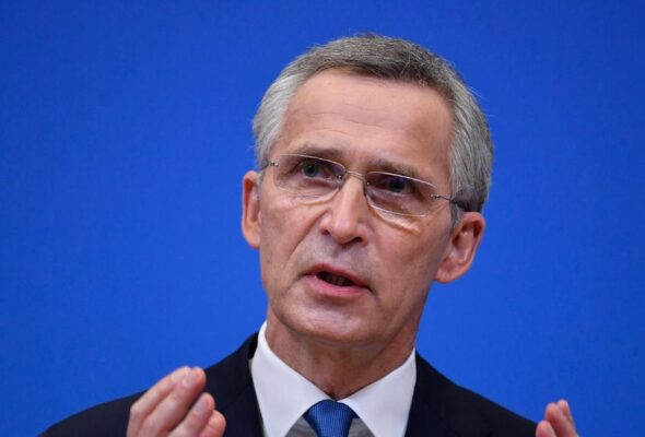 Nato Chief Dismisses Early Withdrawal of Troops from Afghanistan
