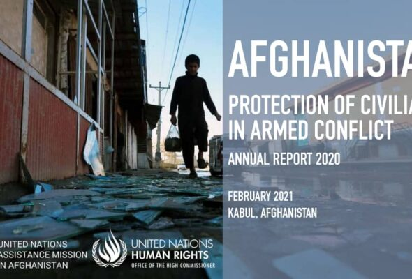 Afghanistan's Civilian Casualties Rise Following Start of Intra-Afghan Talks: UN Report