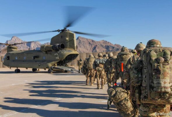 Ad Blitz Urged Biden Administration to Withdraw Troops from Afghanistan