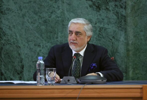 Taliban Halts Intra-Afghan Talks: Dr. Abdullah