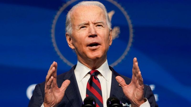 US Strongly Supports Afghanistan Peace Process: Joe Biden