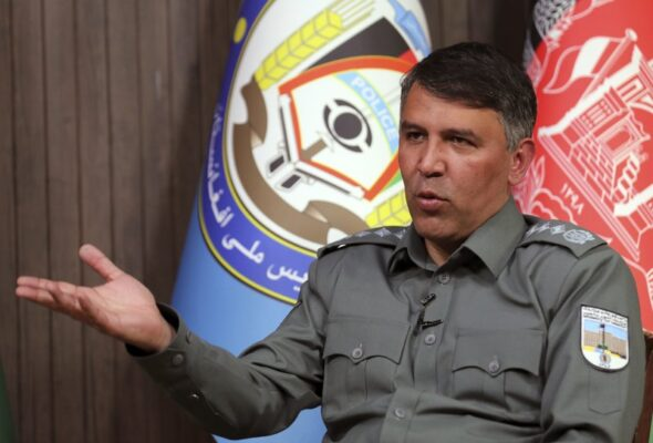 Interior Minister Says Afghan Forces Can Hold Their Own