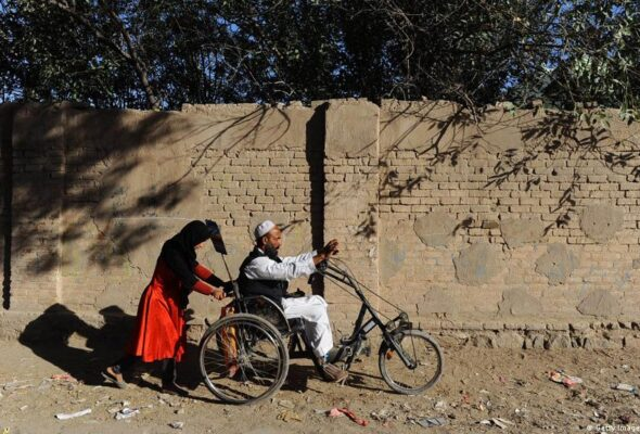 Record Number of People with Disabilities in Afghanistan Increases by 11 Percent in 14 Years: AIHRC