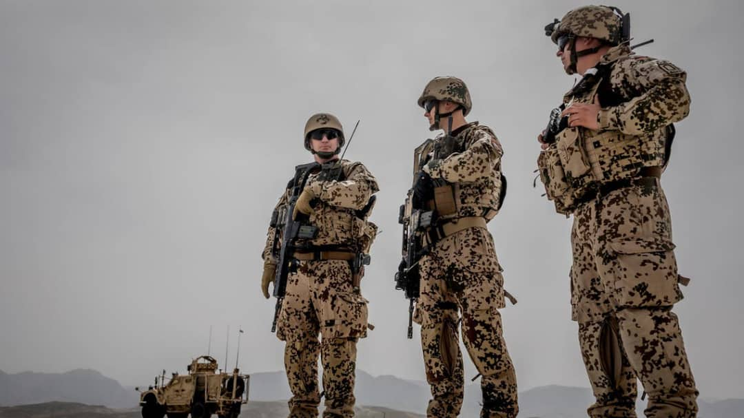 Germany, NATO To Match Troop Withdrawal With US: Minister