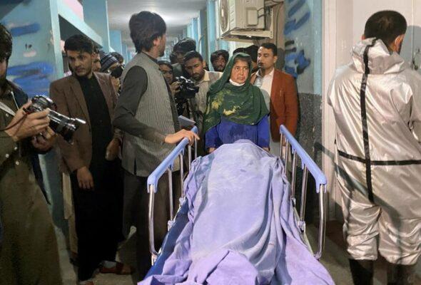 Human Rights Watch: 'Taliban Target Journalists, Women in Media'