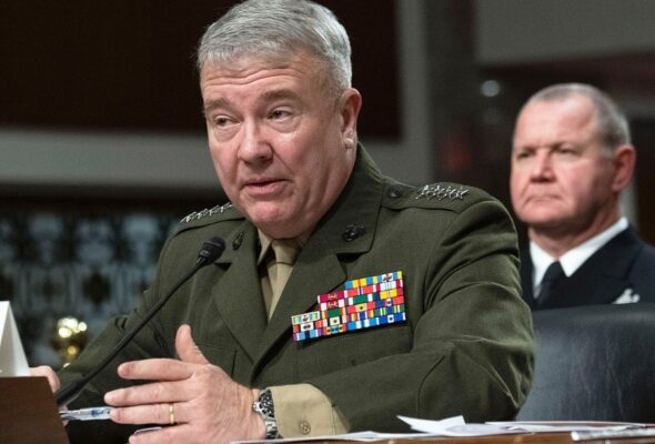 Threats From Afghanistan Will Be Kept In Check: US Central Command Chief