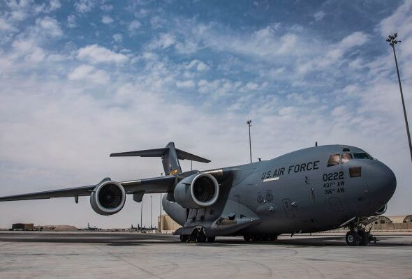 60 Planeloads Of US Equipment Out Of Afghanistan: Pentagon