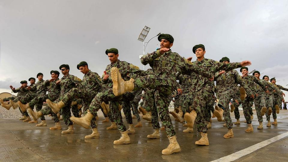 Training Afghan Forces in Other Countries Being Mooted Even As US Sends In More Troops For Retrograde Mission