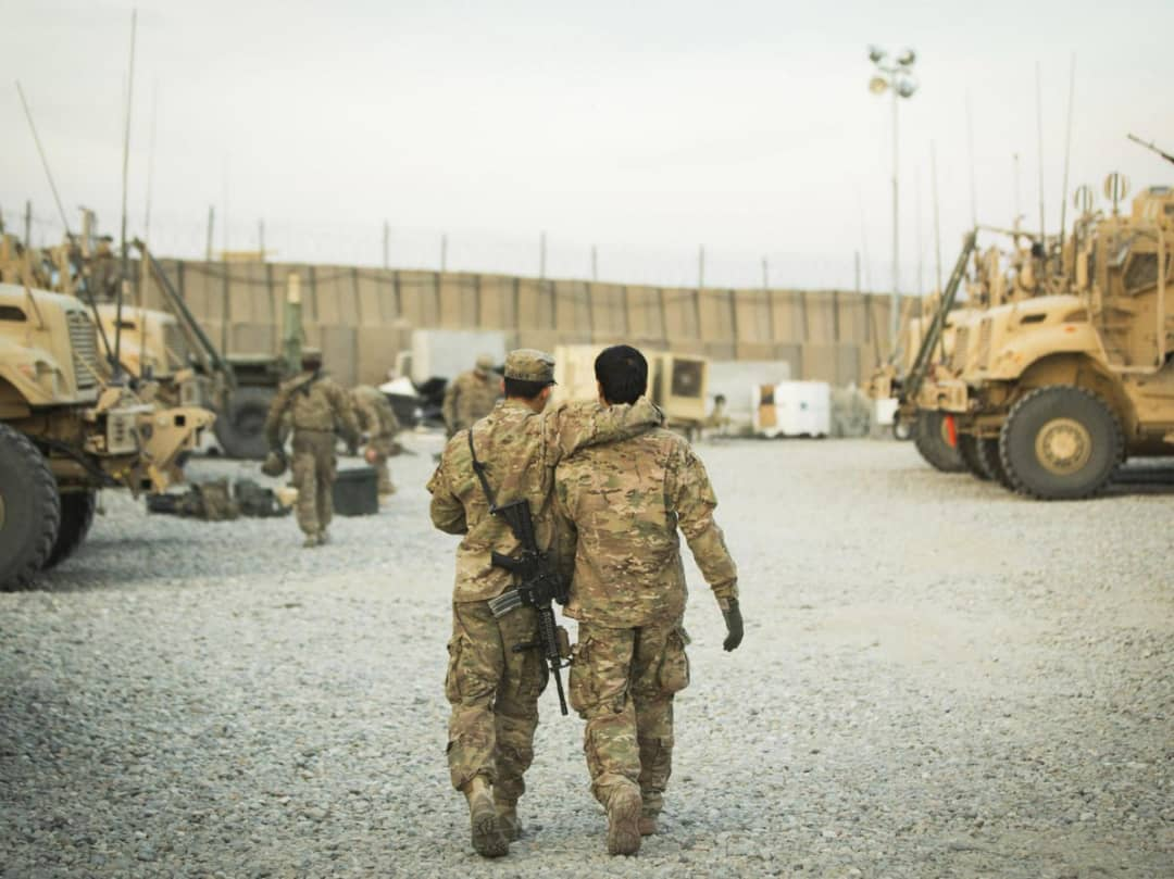 UK Vows To Fast-Track Sanctuary In The Country For Afghan Translators
