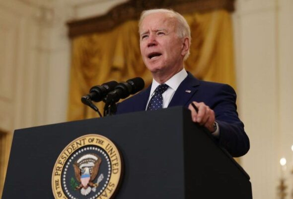 On 10th Anniversary of Bin Laden's Killing, Biden Says Al-Qaeda 'Greatly Degraded' in Afghanistan