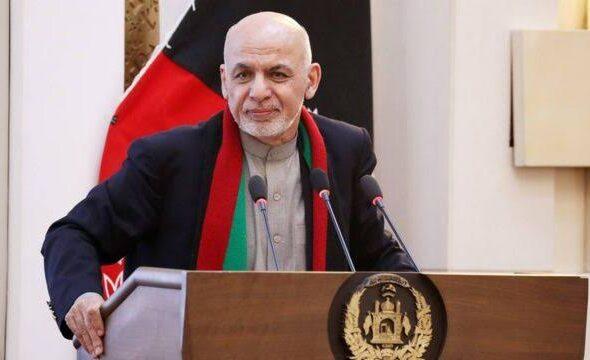 Ghani Announces Ceasefire On Eid Days