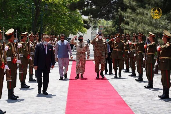 Peace Talks Gain Momentum As Pakistan Assures All-Out Support To Afghanistan