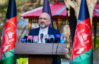 Atmar Rejects Lifting Of UN Sanctions On Taliban; Says ICJ Must Investigate Kabul School Blast and Logar Incident