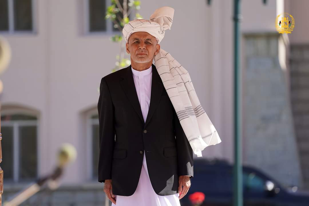 Discuss Afghanistan's anomalies in Loya Jirga: Ghani To Taliban