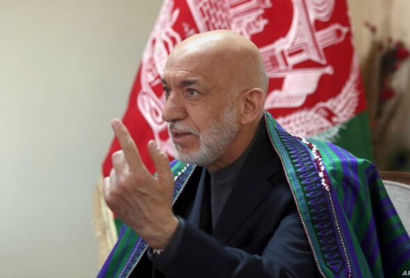 Afghans Being Used Against Each Other: Karzai