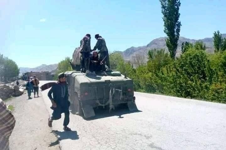 20 Provinces Witness Clashes As More Areas Fall To Taliban