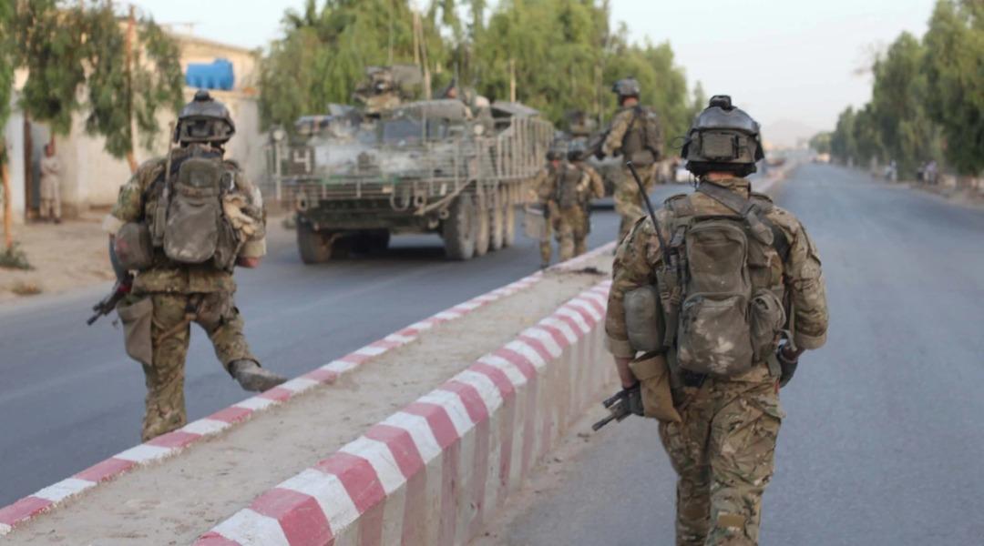 DoD Readies Counterterror Plan For Post-Afghanistan Withdrawal