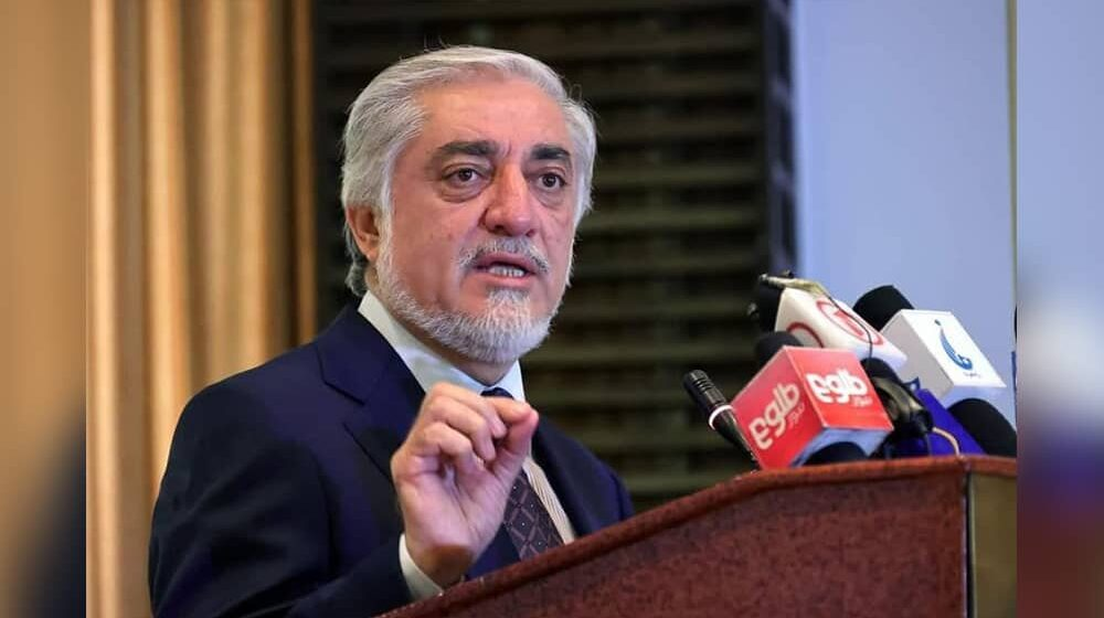 Abdullah Urges Taliban To Engage In Peace Talks