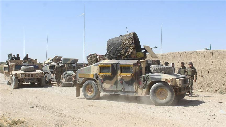 Intense Clashes Witnessed In Zabul, Helmand, Herat, Baghlan
