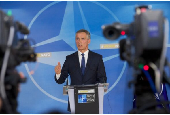 """Security Situation In Afghanistan """"Difficult, Challenging"""", Says Stoltenberg"""