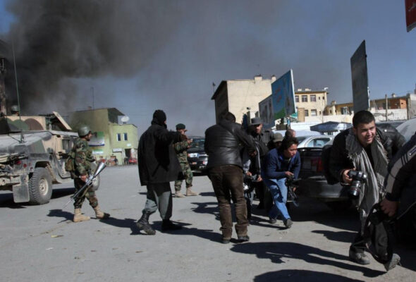 As Taliban Violence Surges In Country, Post-withdrawal Financial Support Being Chalked Out By US