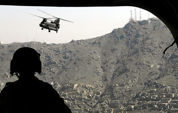 If Afghanistan Falls into Crisis, Pentagon May Look At Airstrikes As An Option: Report