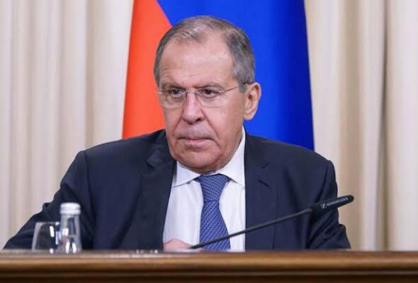 Through Withdrawal, US Admits Its Mistake: Lavrov