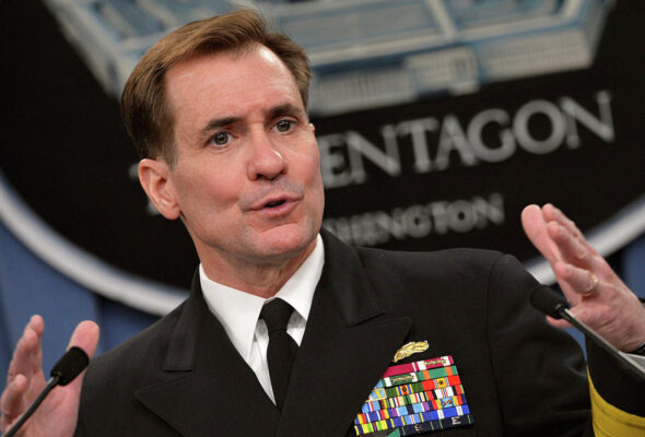 Pentagon Says Taliban's Advancement In Afghanistan 'Concerning'