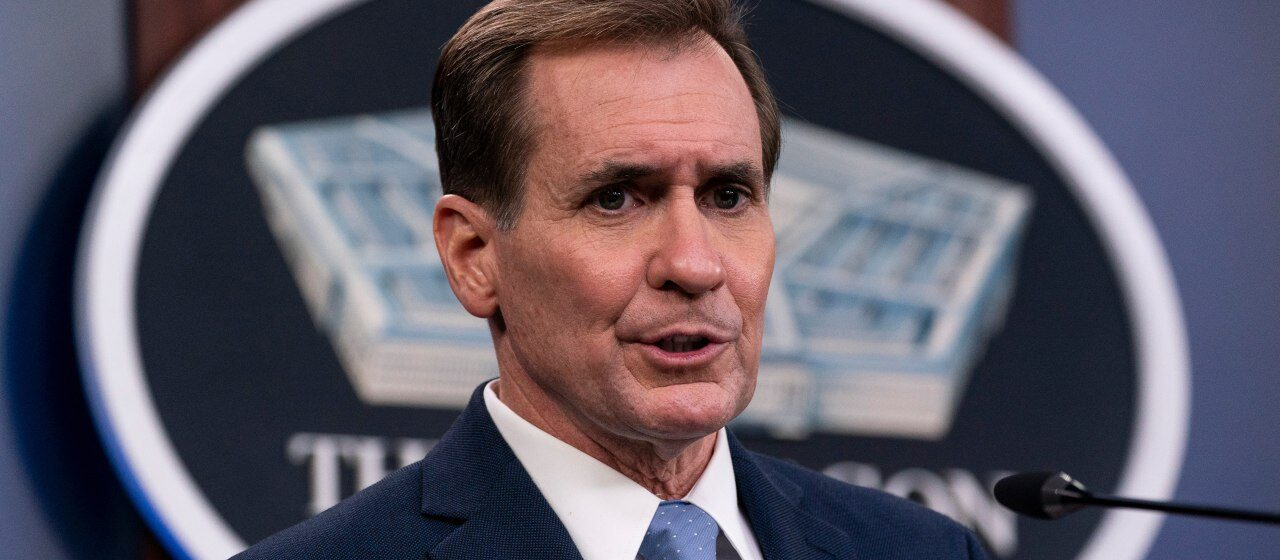 Watching Taliban Advances With Concern: Kirby